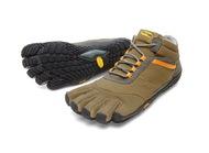 Trek Ascent Insulated Vibram Fivefingers Обувь с пальцами (Хаки/оранжевый)